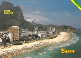 Amérique- Brésil- RJ- RIO DE JANEIRO Barra -Timbre Stamp BRASIL *PRIX FIXE - Brazil