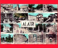 CARTOLINA – ITALIA - LAZIO - Alatri (Frosinone) - 1968 - Vedute - Altre Città