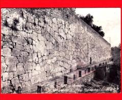 CARTOLINA – ITALIA - LAZIO - Alatri (Frosinone) - 1970 - Acropoli - Via Gregoriana E Mura Ciclopiche - Italia