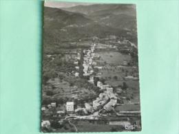 CHAMBORIGAUD - Vue Aérienne - Chamborigaud