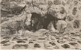 San-Salvadour / Hyères (83) - Thermalisme - Publicité : La Grotte Et La Plage. Publicité Au Verso - Hyeres