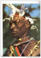 KENYA -  Kikuyu Warrior - Kenya