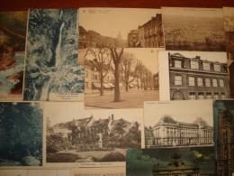 Belgium Belgique Carte Postale Collection Lot Of 64 Vintage  Ca1900 Original Postcard Cpa Ak (WL3_04) - Belgique