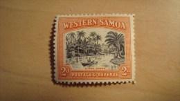 Samoa  1935  Scott  #168  MH - Samoa