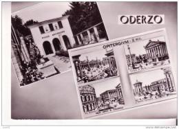 ODERZO  - Opitergium  -  2 Vues   - N°  308 149 - Treviso