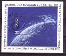 DDR  1964   Michel Cat  N°  Block 20-21-22   Very Fine Used - Space