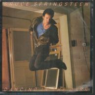 "45 Tours SP -   BRUCE SPRINGSTEEN   - CBS 4436  "" DANCING IN THE DARK  "" + 1 - Otros - Canción Inglesa"
