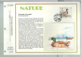 BUZIN / CEF / COB 2332 / TAILLE PLUS PETITE DE +/- 1 CM EN LARGEUR ET 0,5 EN HAUTEUR - 1985-.. Birds (Buzin)