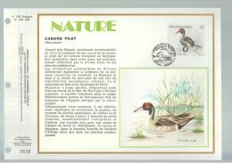 BUZIN / CEF / COB 2335 / TAILLE PLUS PETITE DE +/- 1 CM EN LARGEUR ET 0,5 EN HAUTEUR - 1985-.. Birds (Buzin)