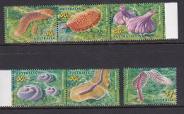 Australia 2005 Creatures Of The Slime Set MNH - 2000-09 Elizabeth II