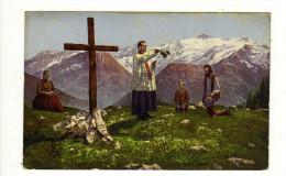 Cpa N° 3151 Bénédiction De La Montagne - Rhône-Alpes