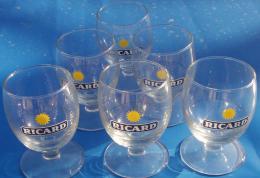 "Verres ""RICARD"" Soleil Avec Graduation. - Glasses"