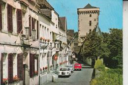 4047 DORMAGEN - ZONS, Rheinstrasse, Mercedes-Benz - Dormagen