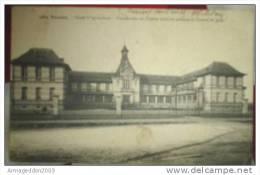 J45   - DEPT 35 / CPA RENNES ECOLE D´AGRICULTURE 1910 CACHET MILITAIRE 106e RGT INFANT - Rennes