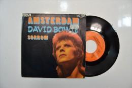 45T David Bowie : Amsterdam  Sorrow - Vinylplaten