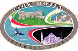 8 HOTEL LABELS TURKIJE Turkey Park Istanbul  Diyar Bursa  Besen Palas Iskenderun  Saydan Aksaray  Besiktas  Cinar  Tusan - Hotel Labels
