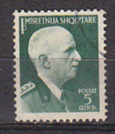 K1742 - ALBANIA ALBANIE Yv N°260 - Albania