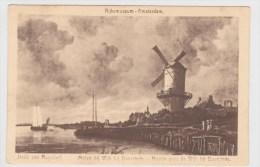 JACOB VAN RUYSDAEL - MOLEN BIJ WIJK DUURSTEDE - MOULIN - RIJKSMUSEUM - AMSTERDAM - Paintings