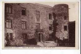 Romagnat Chateau - Francia