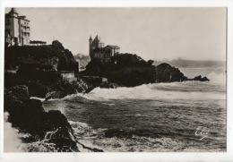 64 - BIARRITZ . LA VILLA BELZA ET LA CÔTE BASQUE - Réf. N°4556 - - Biarritz