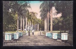 IDN-92 BUITENZONG BOTANICAL GARDEN - Indonesia