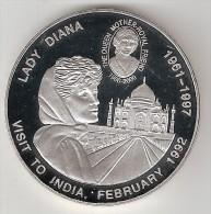 *dem. Republic Congo 5 Francs 2000 Km 64  Lady Diana  Proof - Congo (République Démocratique 1998)
