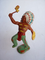 FIGURINE SOLDAT INDIEN Cresent Toys INDIEN r�f 12
