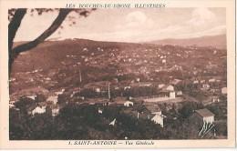 SAINT-ANTOINE - VUE GENERALE - Quartiers Nord, Le Merlan, Saint Antoine