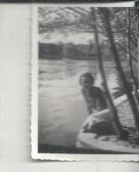 TRAVEDONA , LAGO.FOTO CM9X6.1936-MM - Places