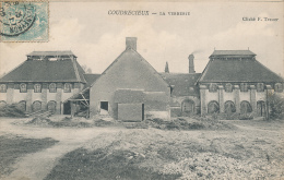 COUDRECIEUX - La Verrerie - France