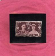 GREAT BRITAIN - GRAN BRETAGNA 1937 CORONATION KING GEORGE VI INCORONAZIONE RE GIORGIO MNH - 1902-1951 (Re)