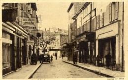 84  -PERTUIS- Rue Colbert- Très Animée,commerces, Automobile,,, - Pertuis