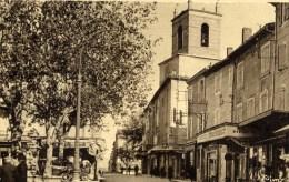84  -PERTUIS- Rue Danton- Très Animée,commerces, Automobile,,, - Pertuis