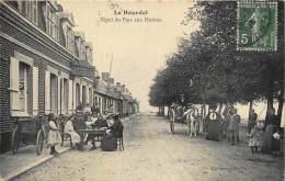 LE HOURDEL.  HOTEL DU PARC AUX HUITRES. - Le Hourdel