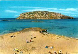 1 AK Island Illa Del Bosque * Diese Insel Gehört Zu Ibiza Liegt Vor Der Stadt San Antonio Am Strand De Conta - Ibiza