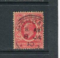 AFRIQUE ORIENTALE BRITANNIQUE - Y&T N° 126° - Edouard VII - Kenya, Uganda & Tanganyika