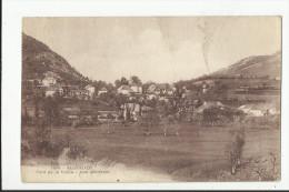 ALLONZIER , PONT DE LA CAILLE , VUE GENERALE - France