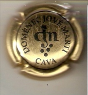 PLACA DE CAVA DOMENEC JOVE MARTI  (CAPSULE) Viader:4486 - Placas De Cava