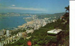 Peak Tram Serving - China (Hongkong)