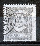 Portugal Taxe N°11 - Port Dû (Taxe)