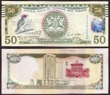 ® TRINIDAD & TOBAGO 50 Dollars (2006) - Trinidad & Tobago