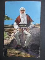 AK ALBANIA TRACHT Costumi 1916  //  D*10818 - Albanien