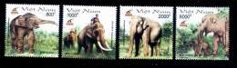 Vietnam Viet Nam MNH Perf Withdrawn Stamps 2003 : Asian Elephant (Ms913) - Vietnam