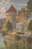 9050 - Nolliturm Illustration Schlatter - LU Lucerne