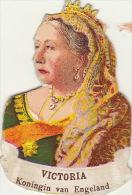 Reine Victoria D´angleterre - Découpis