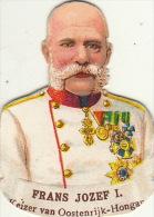 Frans Josef Kaiser Autriche Hongrie - Découpis