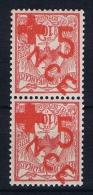 Nouvelle Caledonie: Yv 110a, Maury 105 E Surcharges Renversée MNH/**, Maury Cat Value 370 Euro - Nouvelle-Calédonie