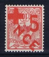 Nouvelle Caledonie: Yv 110a, Maury 105 E Surcharges Renversée MNH/**, Maury Cat Value 185 Euro - Nieuw-Caledonië