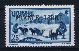 Saint-Pierre & Miquelon:  Yv 253 MH/* - St.Pierre & Miquelon