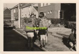 ANCIENNE PHOTO  GARCON STOUTISME  ** VINTAGE  PHOTO BOY SCOUT SCOUTING - Personnes Anonymes